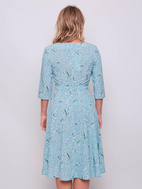 Адель PETITE платье нефрит