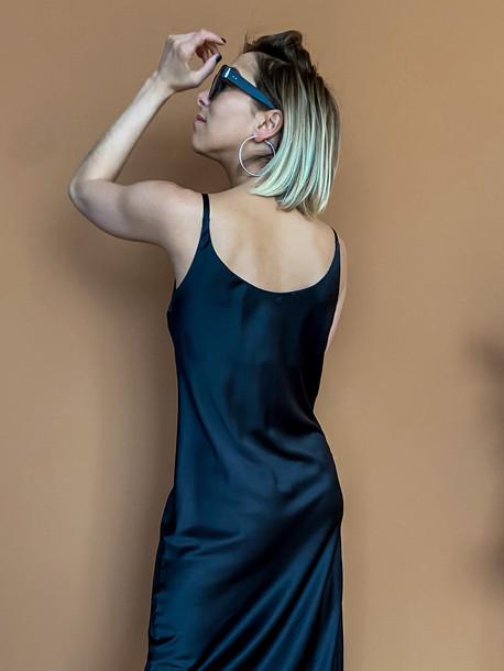 Армина PETITE платье оникс