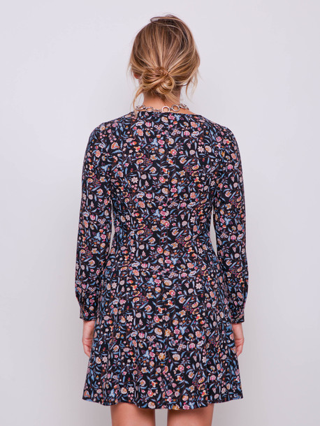 Владлена PETITE платье страстоцвет