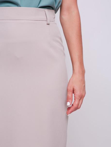Вайнона PETITE юбка какао