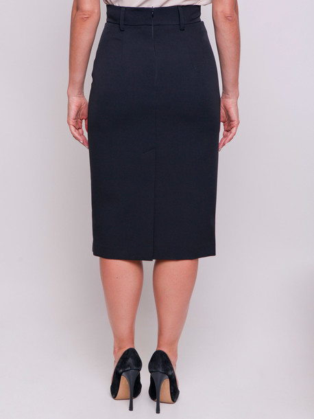 Вайнона PETITE юбка оникс