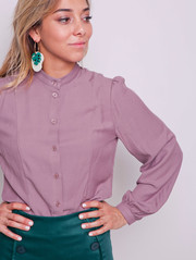 Анита PETITE блуза визон