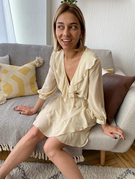 Анаис PETITE платье ваниль
