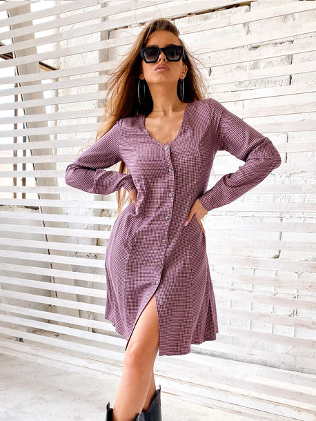 Владлена платье визон