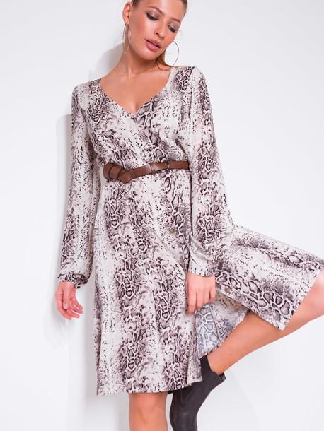 Владлена платье змея