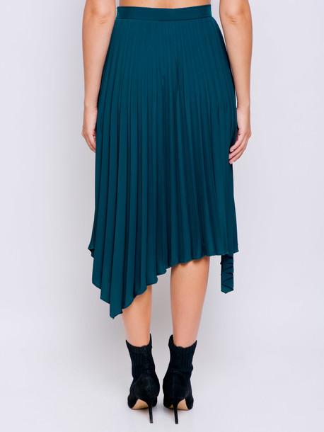Ивея юбка изумруд
