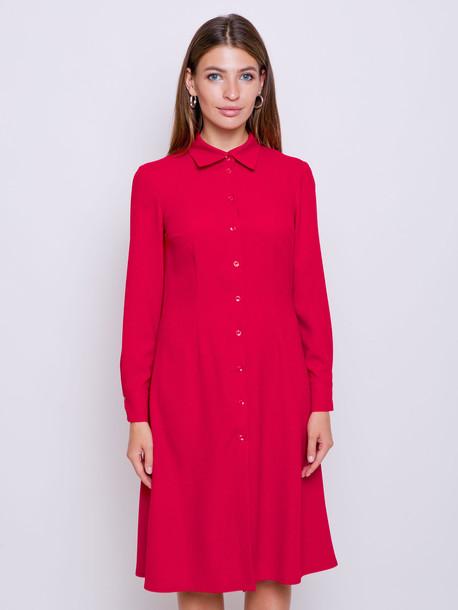 Таля платье амарант