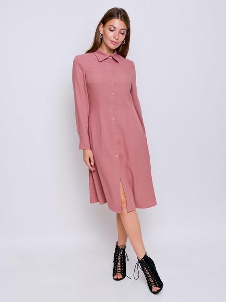 Таля платье медный
