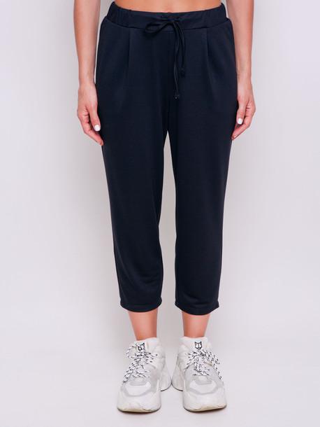 Глен PETITE брюки укороченные оникс