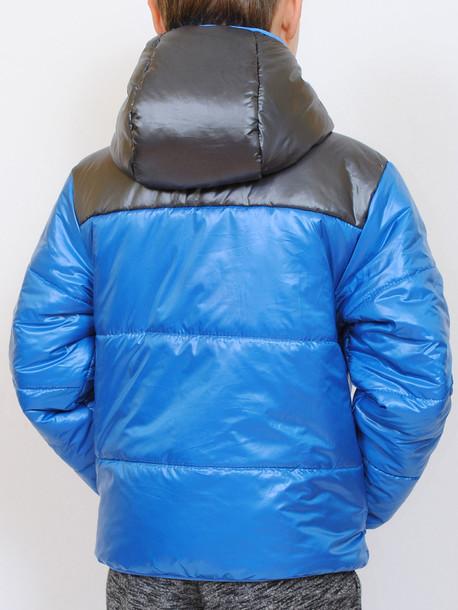 CITY Junior куртка бирюза-графит