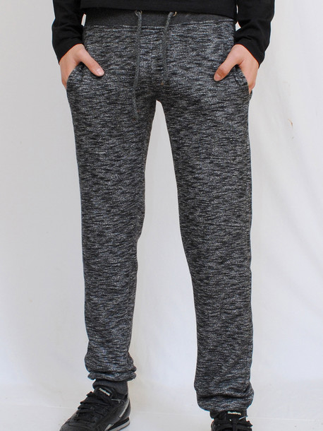 IRON Junior спортивные брюки графит