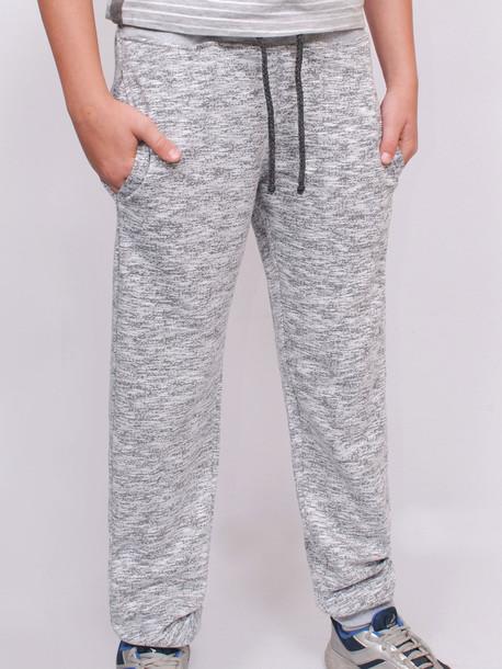 IRON Junior спортивные брюки меланж