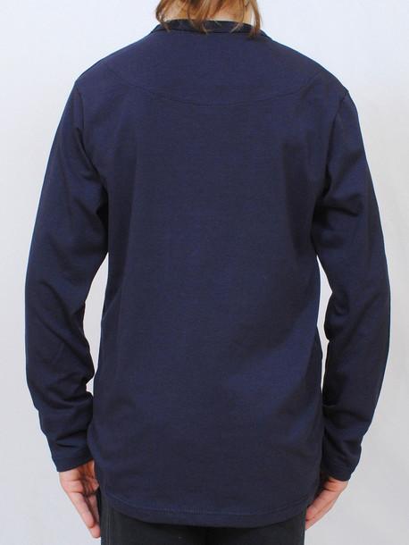 LS Junior футболка длинный рукав т.синий