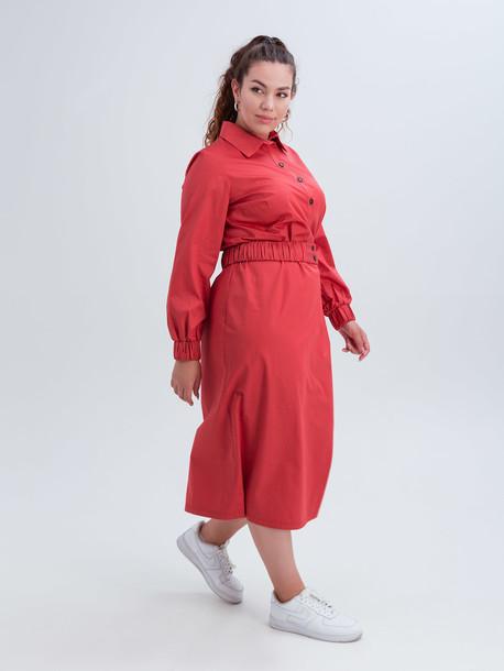 Лойс платье коралл