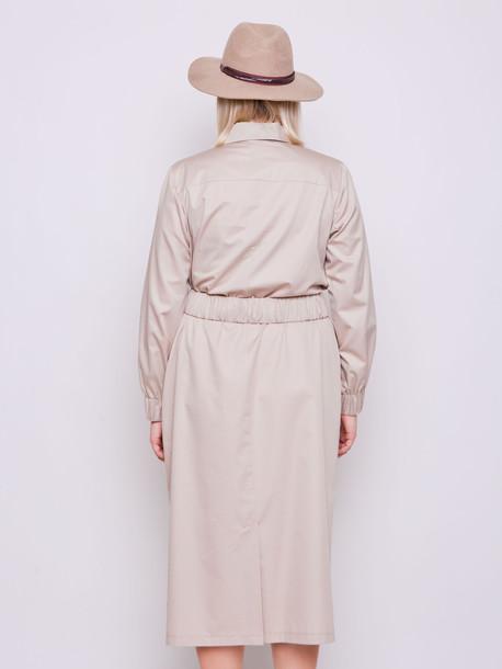 Лойс платье песок