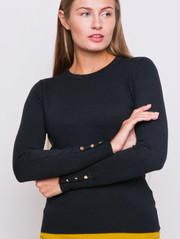 Брит пуловер оникс