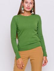 Брит пуловер шпинат