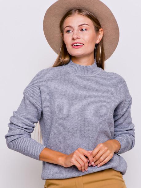 Бинго свитер кварц