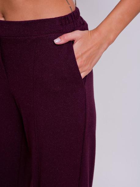 Орсо брюки марсала