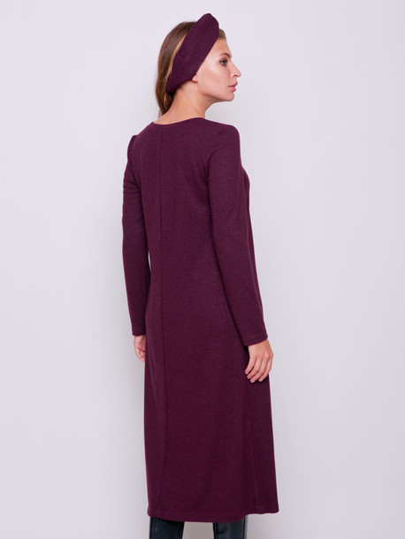Дикси GRAND платье марсала