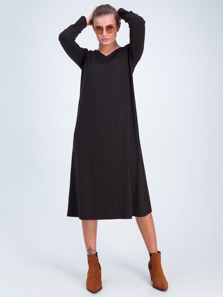 Дикси GRAND платье оникс