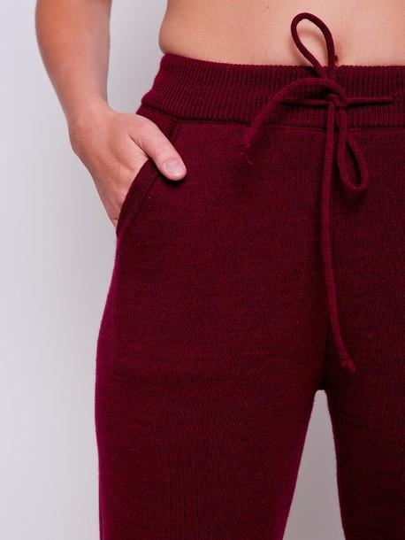 Адис брюки марсала
