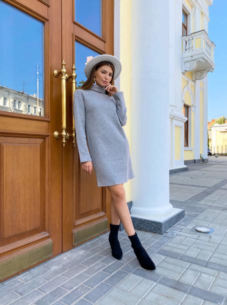 Элвио платье кварц