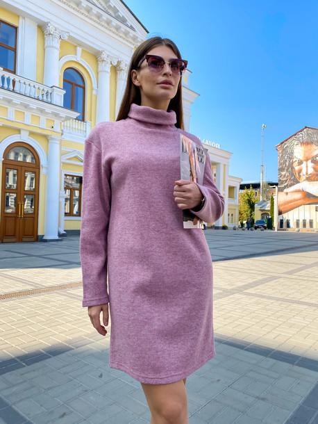 Элвио платье визон
