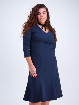 Виоланта платье TRAND синий