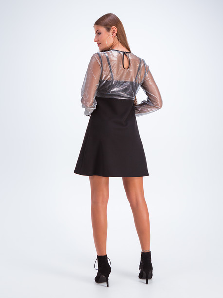 Тамина платье оникс