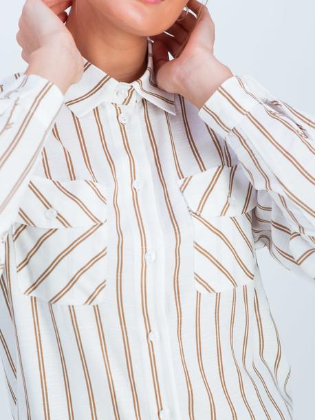 Мак рубашка оливка