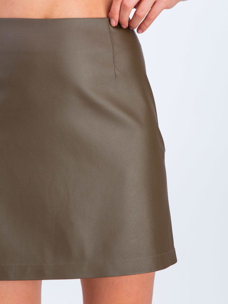 Кисс юбка болотный хаки