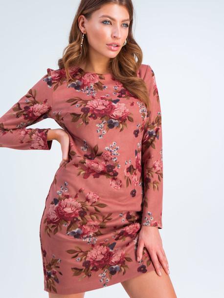 Джес платье пион