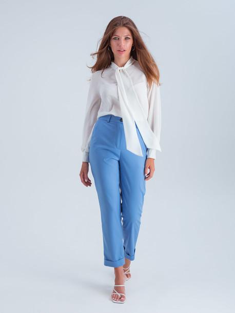 Аделита GRAND блуза молоко