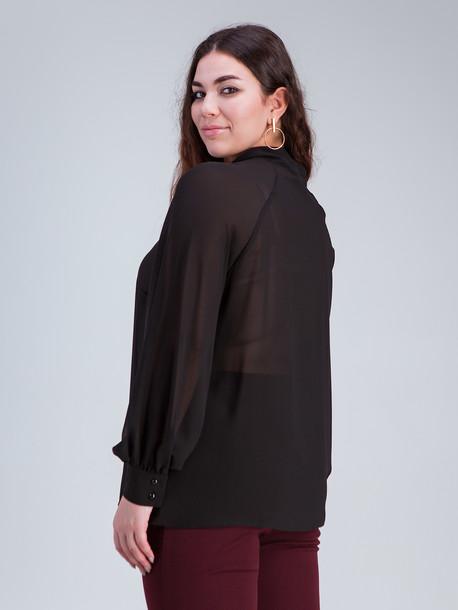 Аделита TRAND блуза оникс