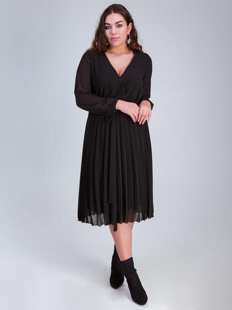 Мэрибель платье TRAND оникс