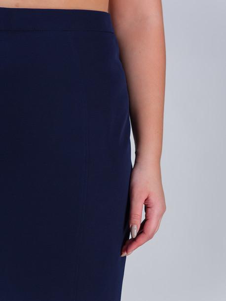 Дези юбка TRAND сапфир