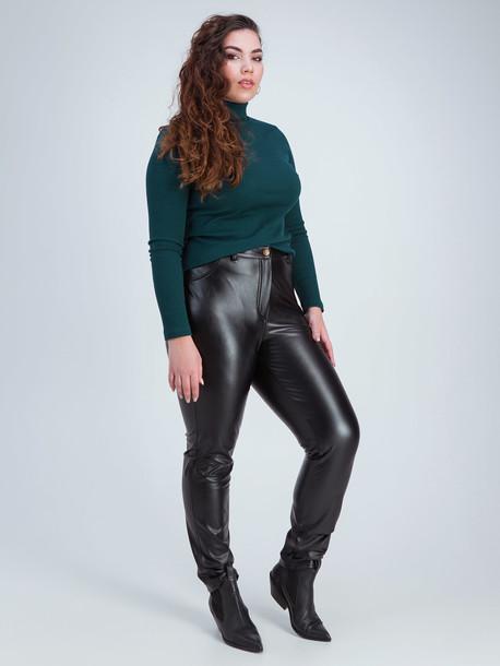 Рузаль утепленные брюки TRAND оникс