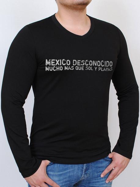 EL PASO футболка длинный рукав черный