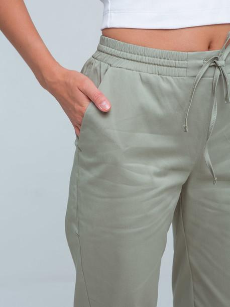 Табби Grand брюки полынь