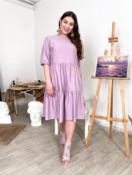 Жанин TRAND платье чайная роза