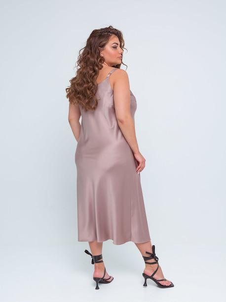 Армина TRAND платье мокко