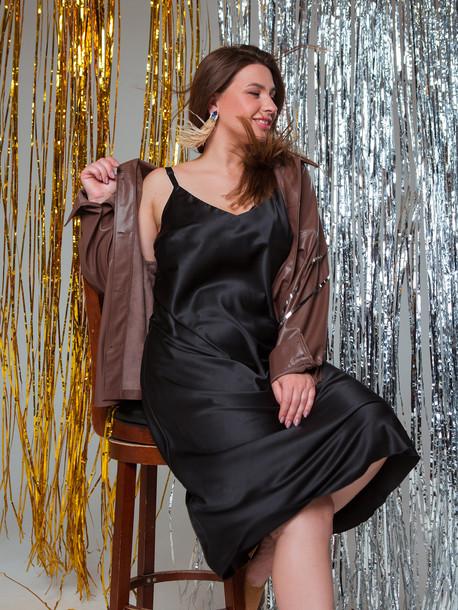 Армина TRAND платье оникс