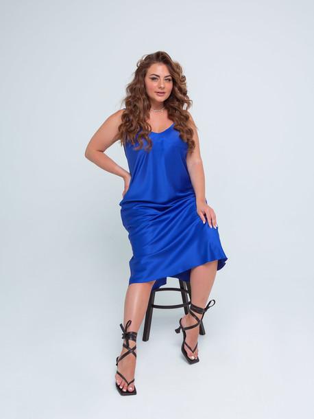 Армина TRAND платье синий