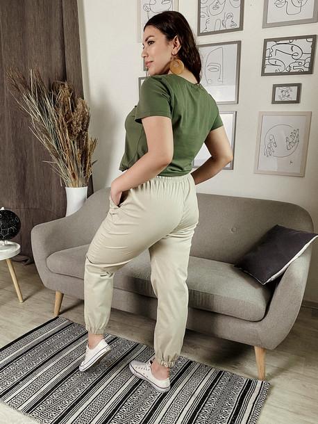 Табби TRAND брюки французский беж