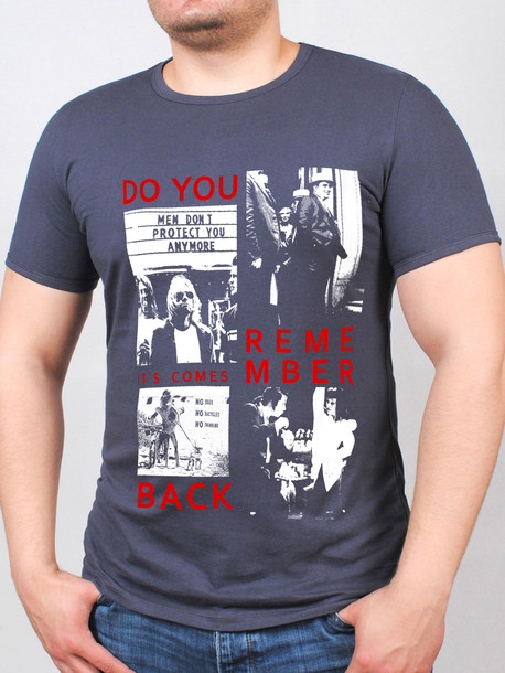 MAFIA футболка графит