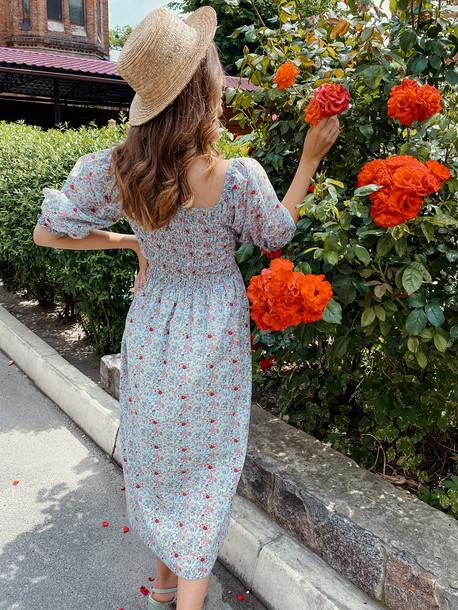 Авия платье гавань