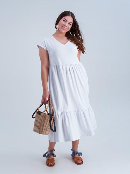Венона TRAND платье белый