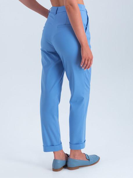 Далия брюки голубой