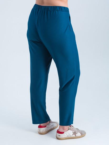Глен TRAND брюки аквамарин